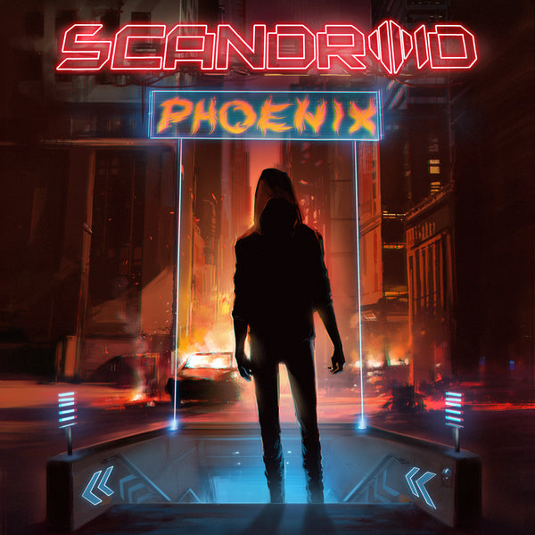 Scandroid - Phoenix (Digital Single)
