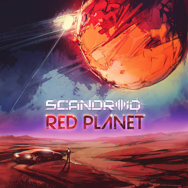 Scandroid - Red Planet (Digital Single)
