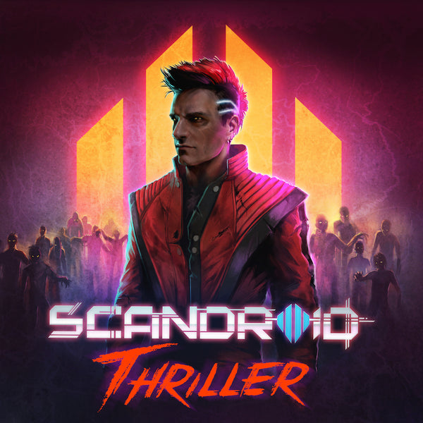 Scandroid - Thriller (Digital Single)