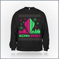 Scandroid - Ugly Holiday Sweater (Exclusive 2017 Limited Edition Design)