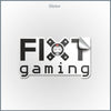 FiXT Gaming Sticker
