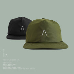 The Anix - TECH NYLON LOGO HAT
