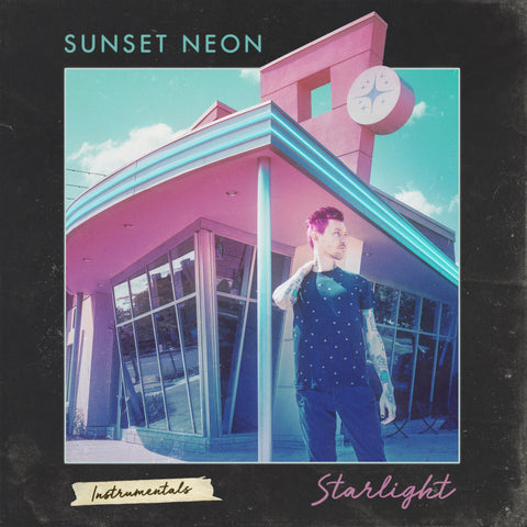Sunset Neon - Starlight (Instrumentals) (Digital Album)