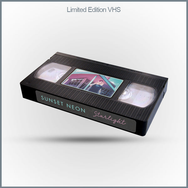 Sunset Neon - Starlight (Limited Edition VHS)