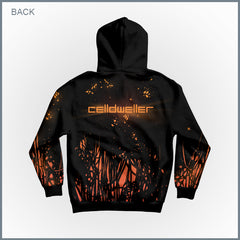 Celldweller - Omega Centauri All-Over Print Zip-Up Hoodie