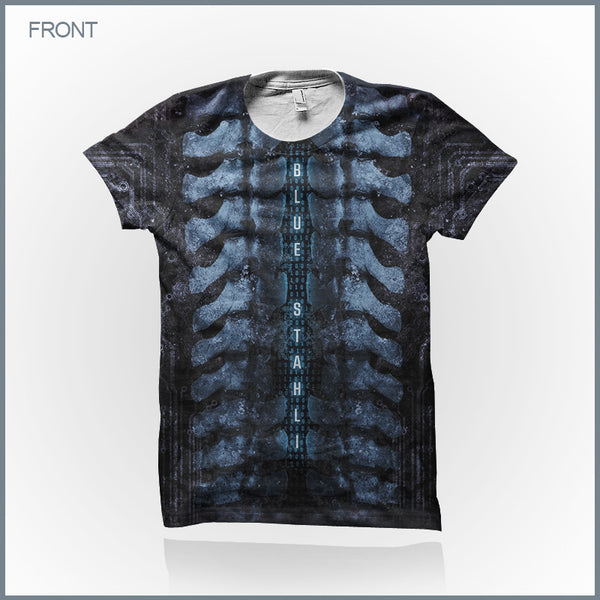 Blue Stahli - Obsidian All-Over Print T-Shirt