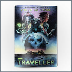 Celldweller - End of an Empire: The Traveller (Comic Book)