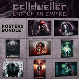 Celldweller - End of an Empire Poster Bundle