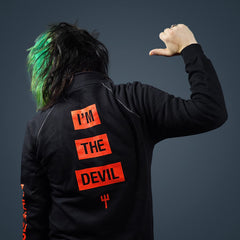 Blue Stahli - I'm The Devil Jogger Jacket