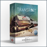 Transport by Refractor Audio (Sample-Based Instrument)