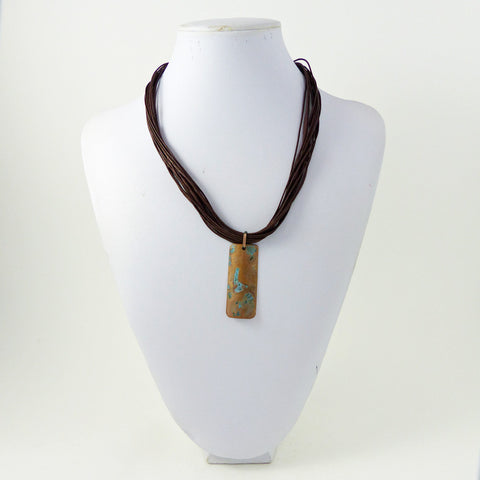 Necklace, Earth Collection