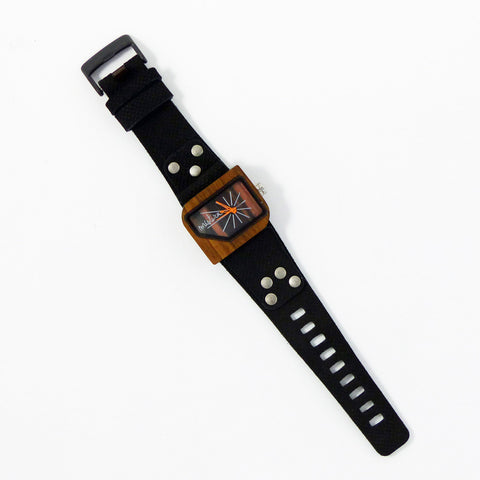 Watch: PELLICANO (Black/Pui/Ebony)