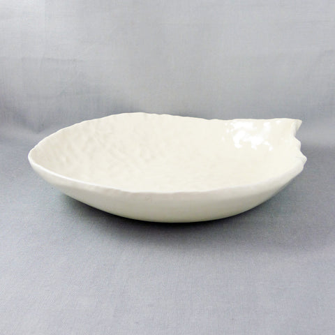 Serving Dish Leaf, Shell Series