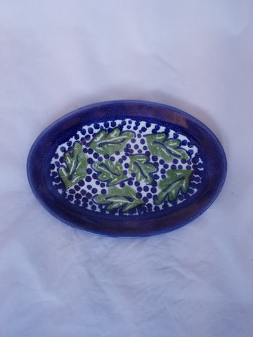 Oval Plate Small