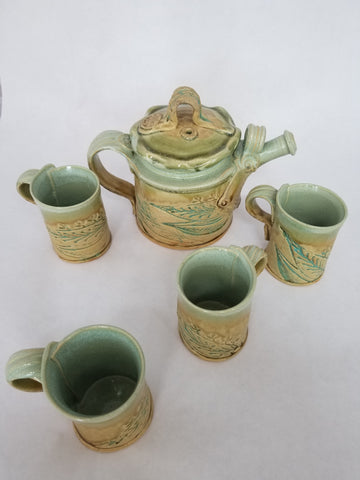 Tea Set (5-piece)