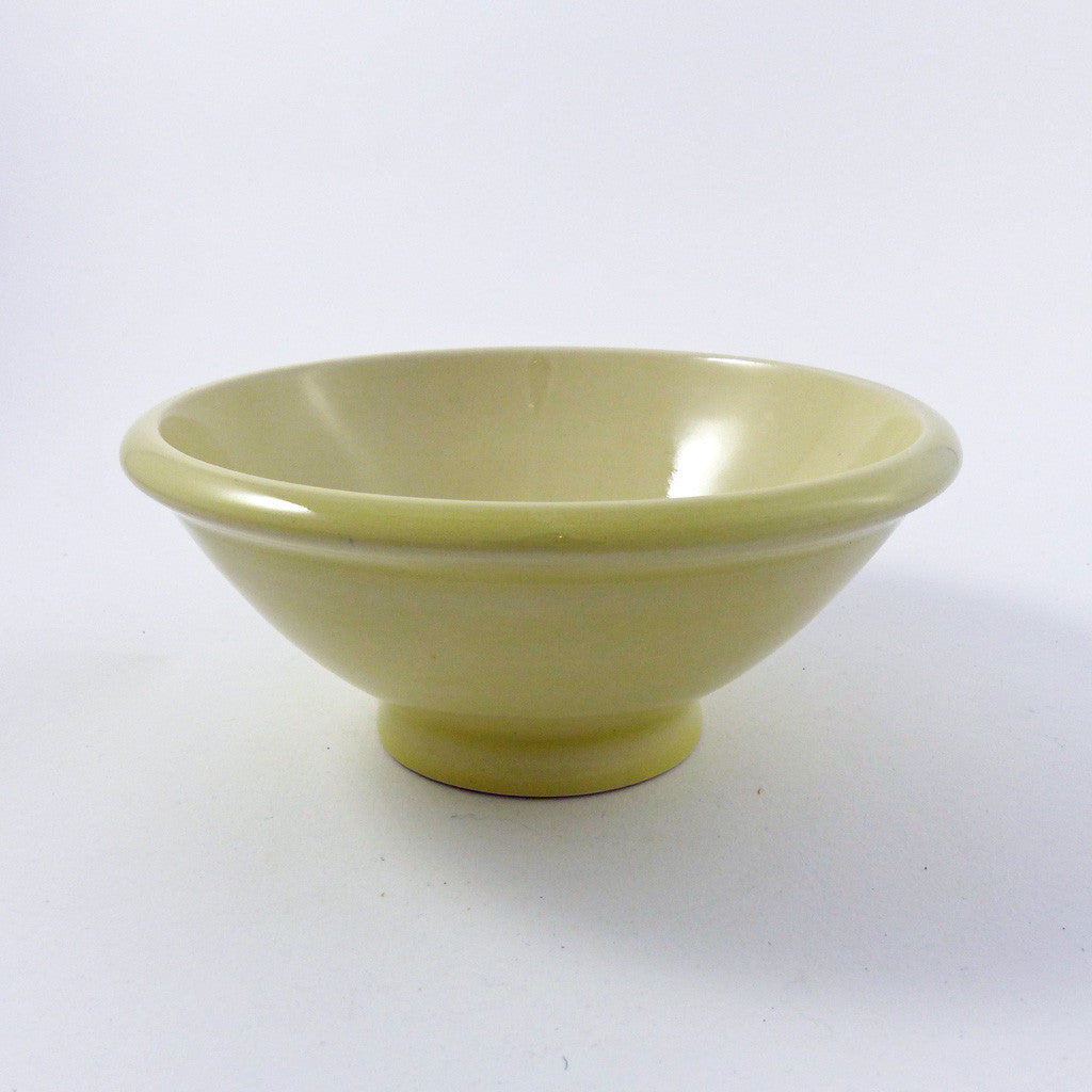 Cereal Bowl, Yellow