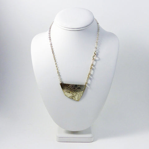 Necklace, Silver Collection