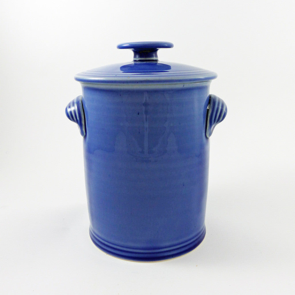 Canister, Blue (S)