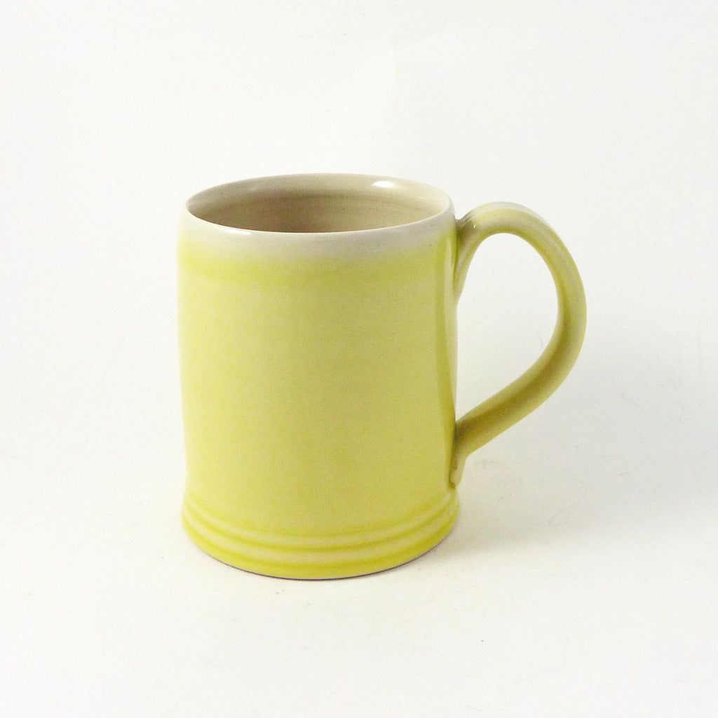 Mug, Yellow large