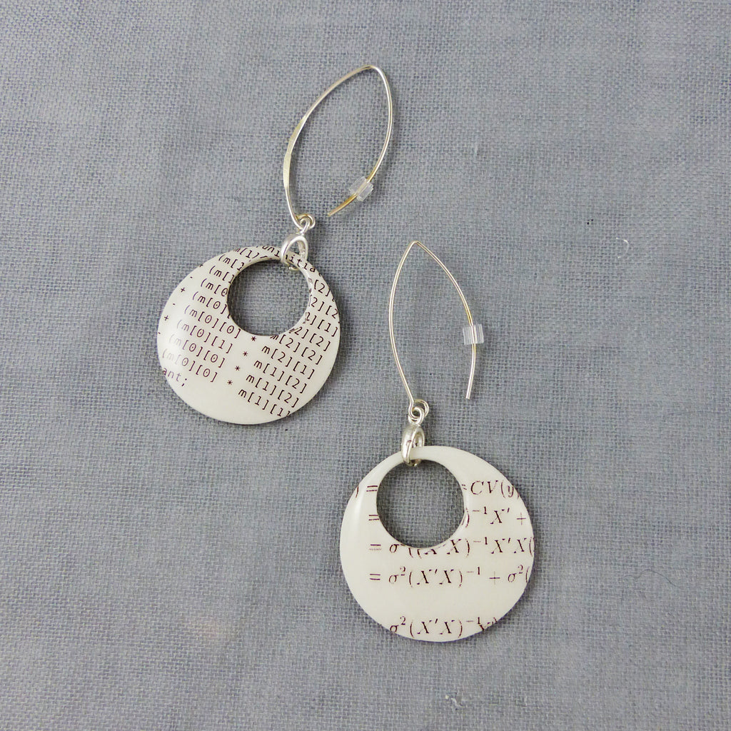 Transfer Earrings (Code)