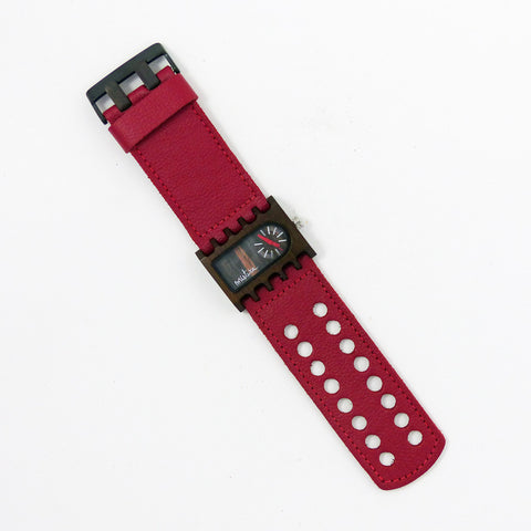 Watch: FERRO (Red/Pui/Ebony)