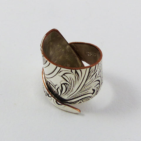 Ring, Silver Collection