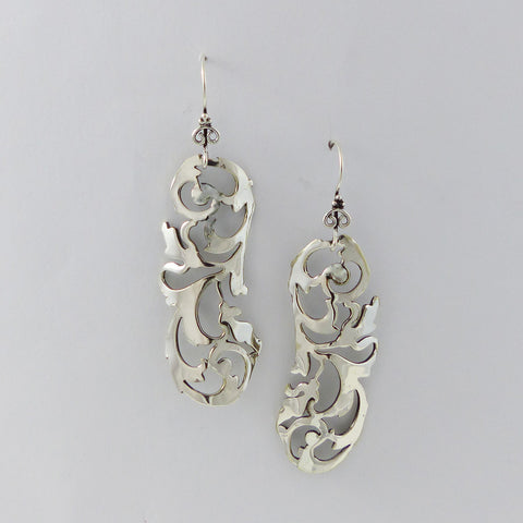 Earrings, Silver Collection