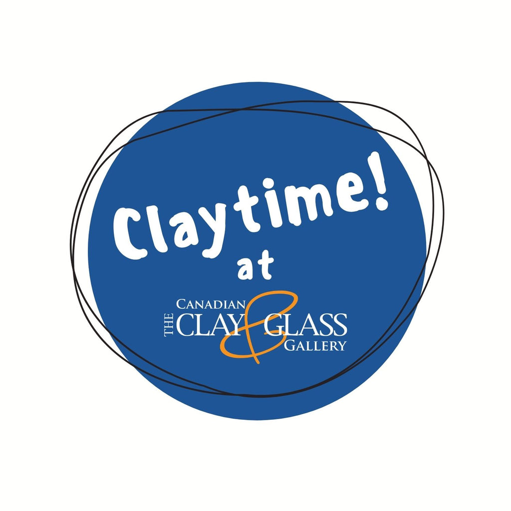 Spring 2021 Claytime! (formerly Play with Clay)