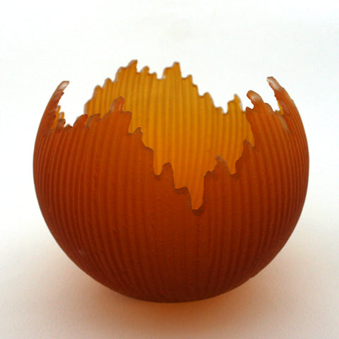 Orange Orb, Small