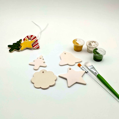 Ornament Painting @ Home Kit