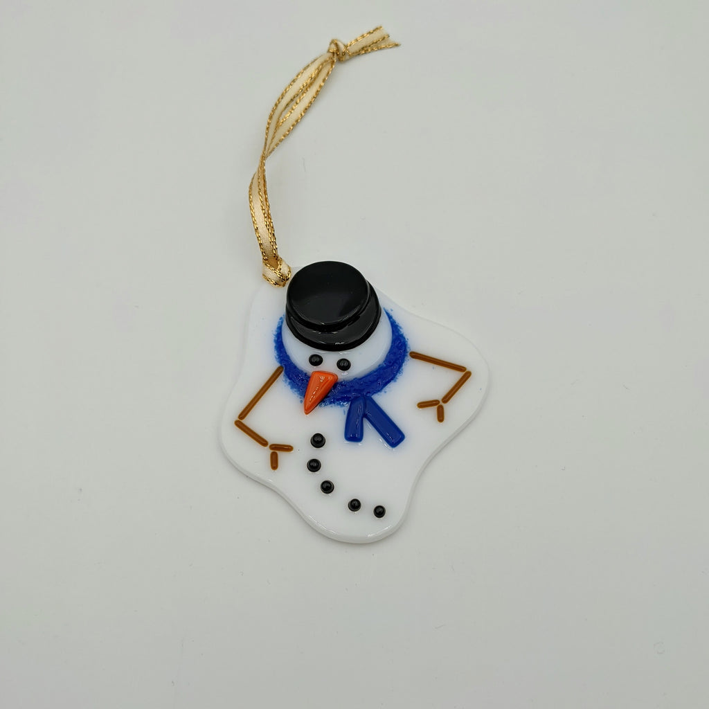 Ornament Melting Snowmen