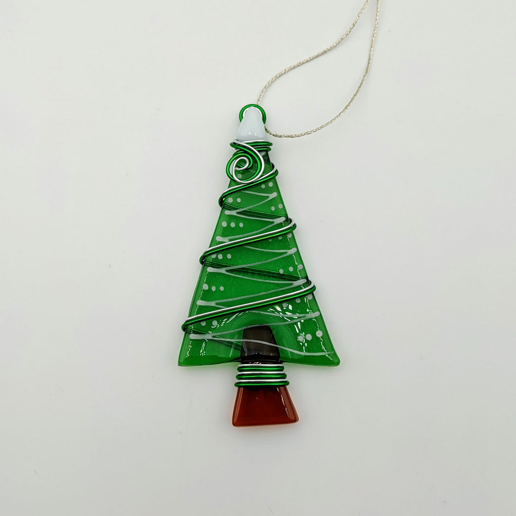 "3"" Christmas Tree Green Ornament"