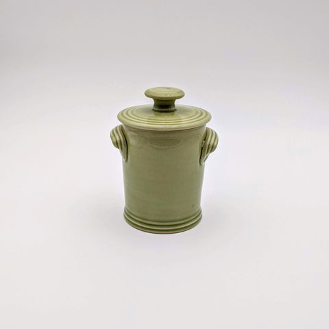 Canister, green Tiny
