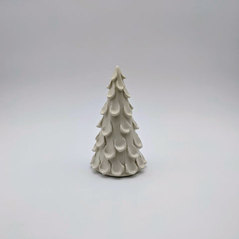 "Tree 6.5"" White (clear)"