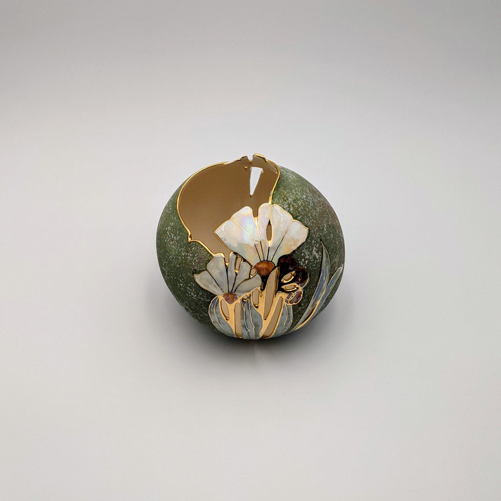 Small Sphere Meadowgreen