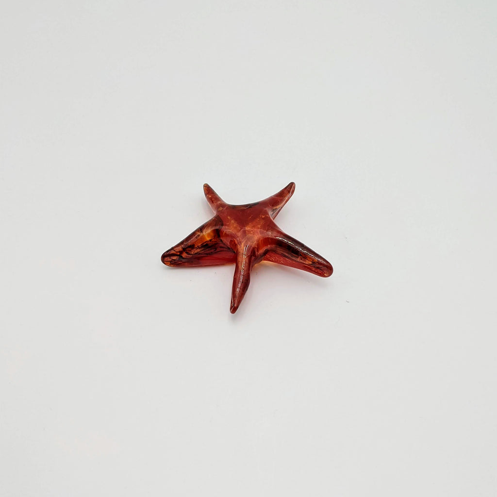 Starfish Small Red