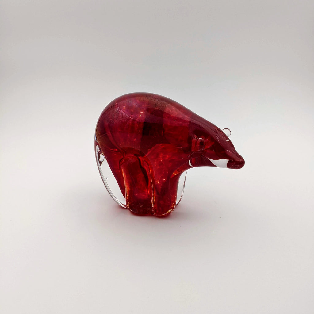 Large Bear (Red, Fume In)