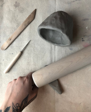 Fall 2020 Play with Clay