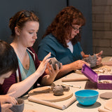 Create and Connect - Beginner Clay Classes