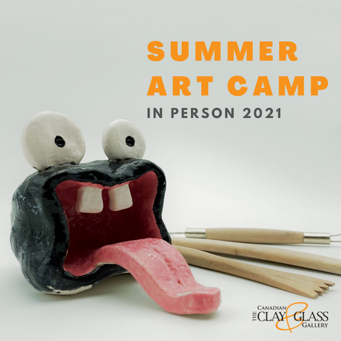 2021 Summer Camps at the Gallery