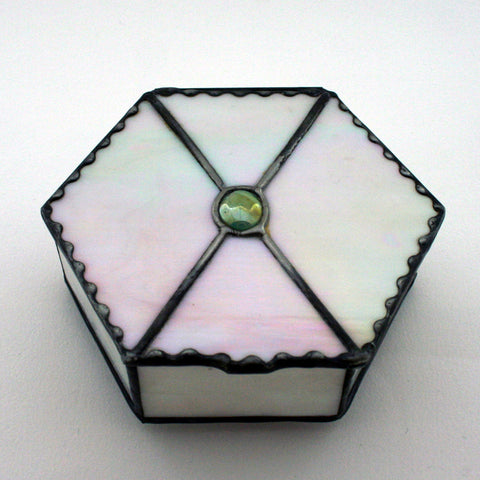 Stained Glass Box (octagonal)