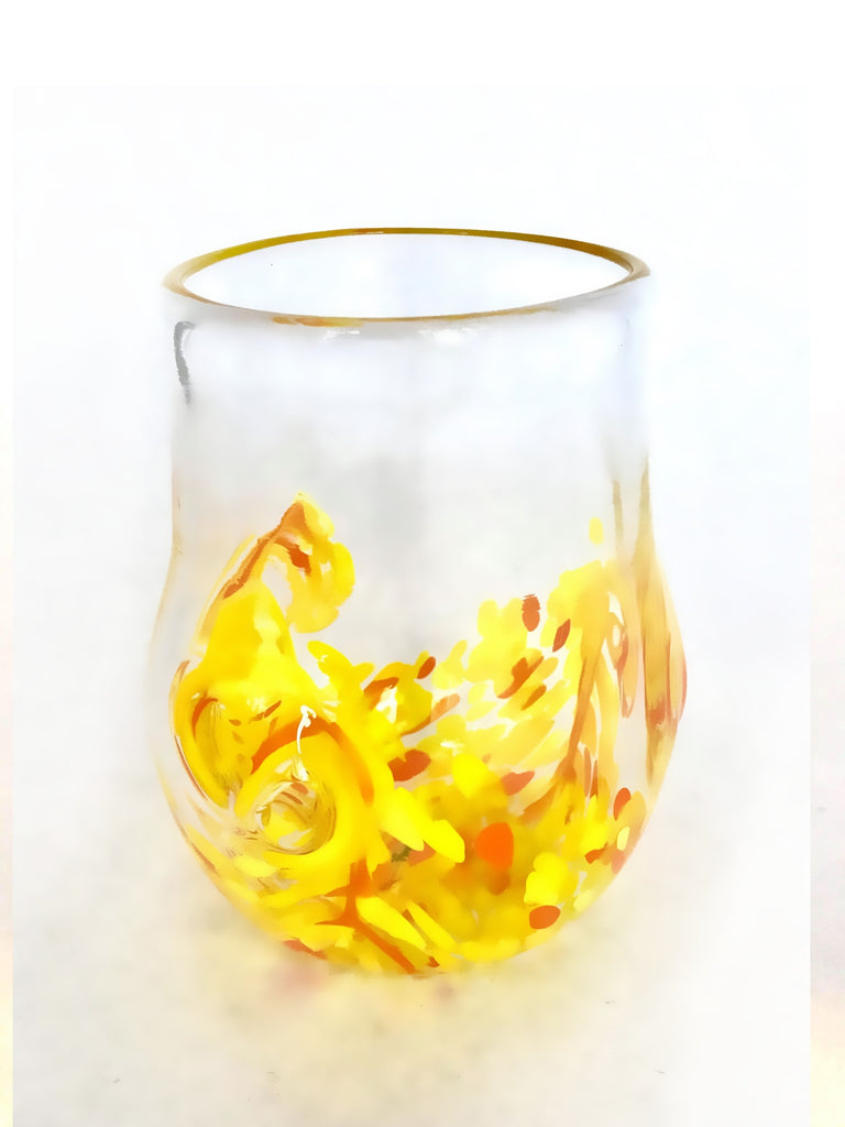 Twisty Cup- Yellow