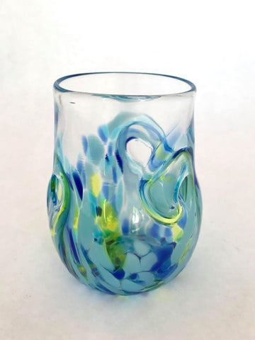 Twisty Cup- Blue