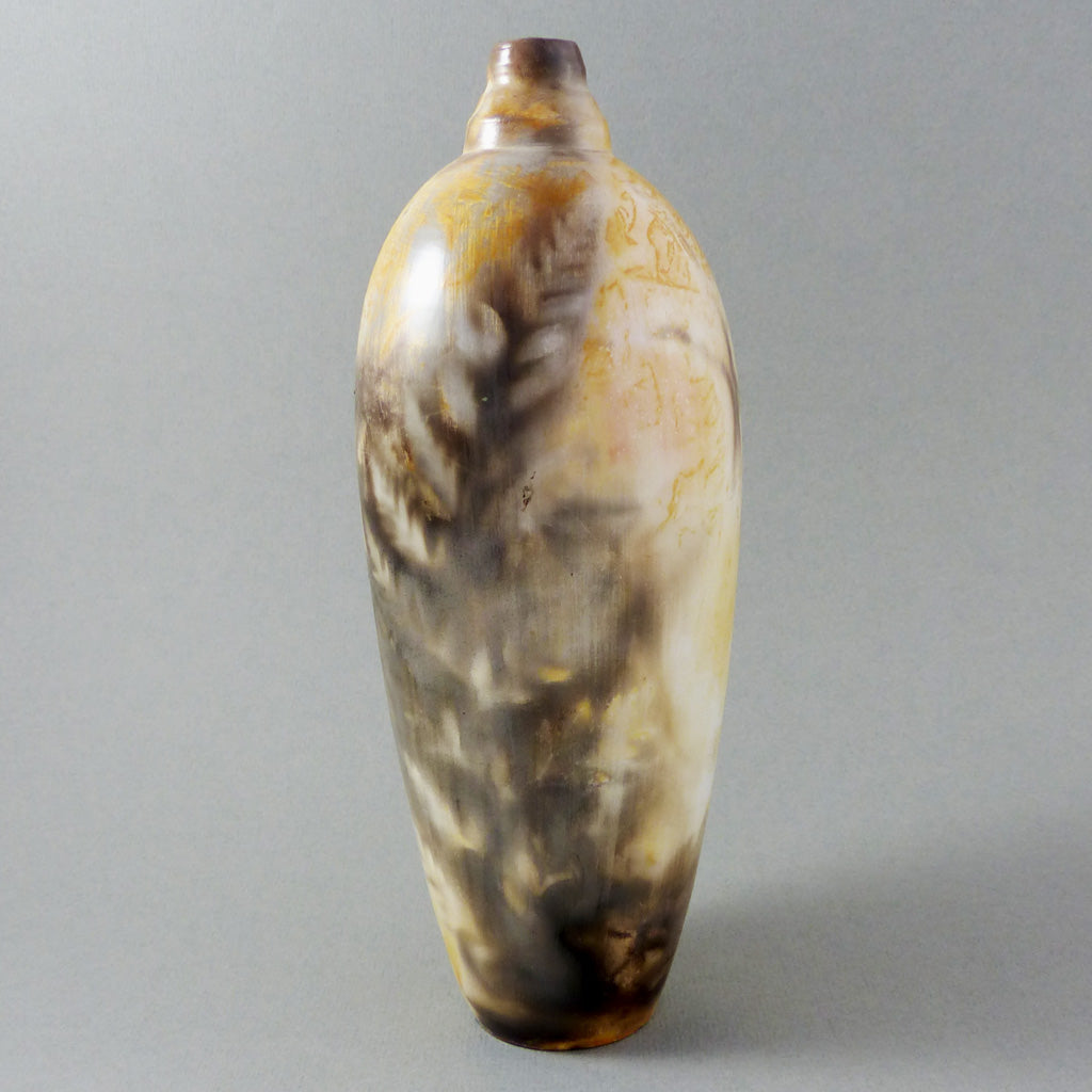Bottle (Tall), Smoke-fired