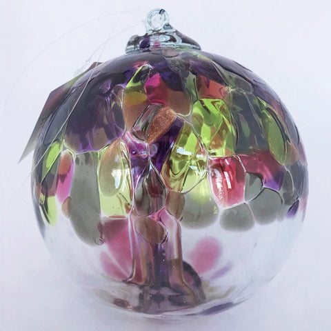 """Tree of Wishes"" Ball- 6"""