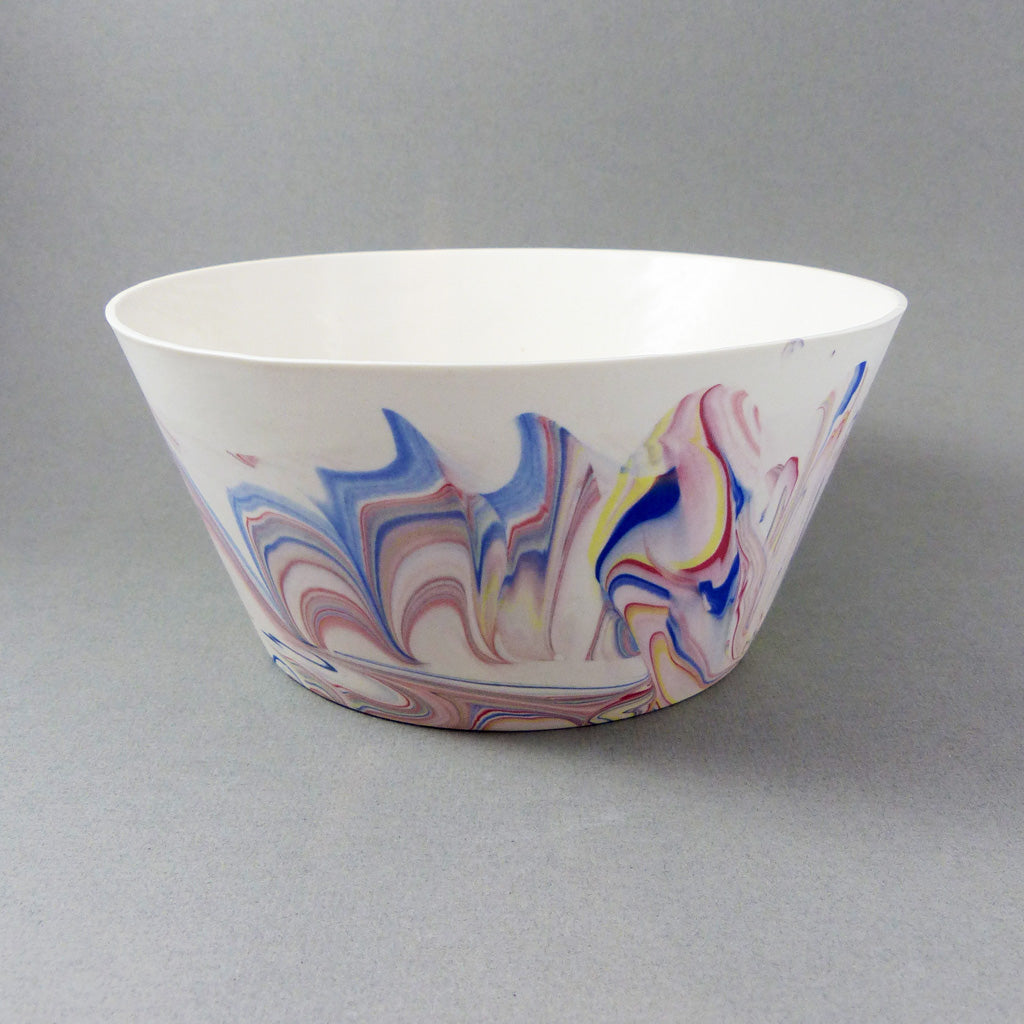 Marbled Bowl (L) Primaries