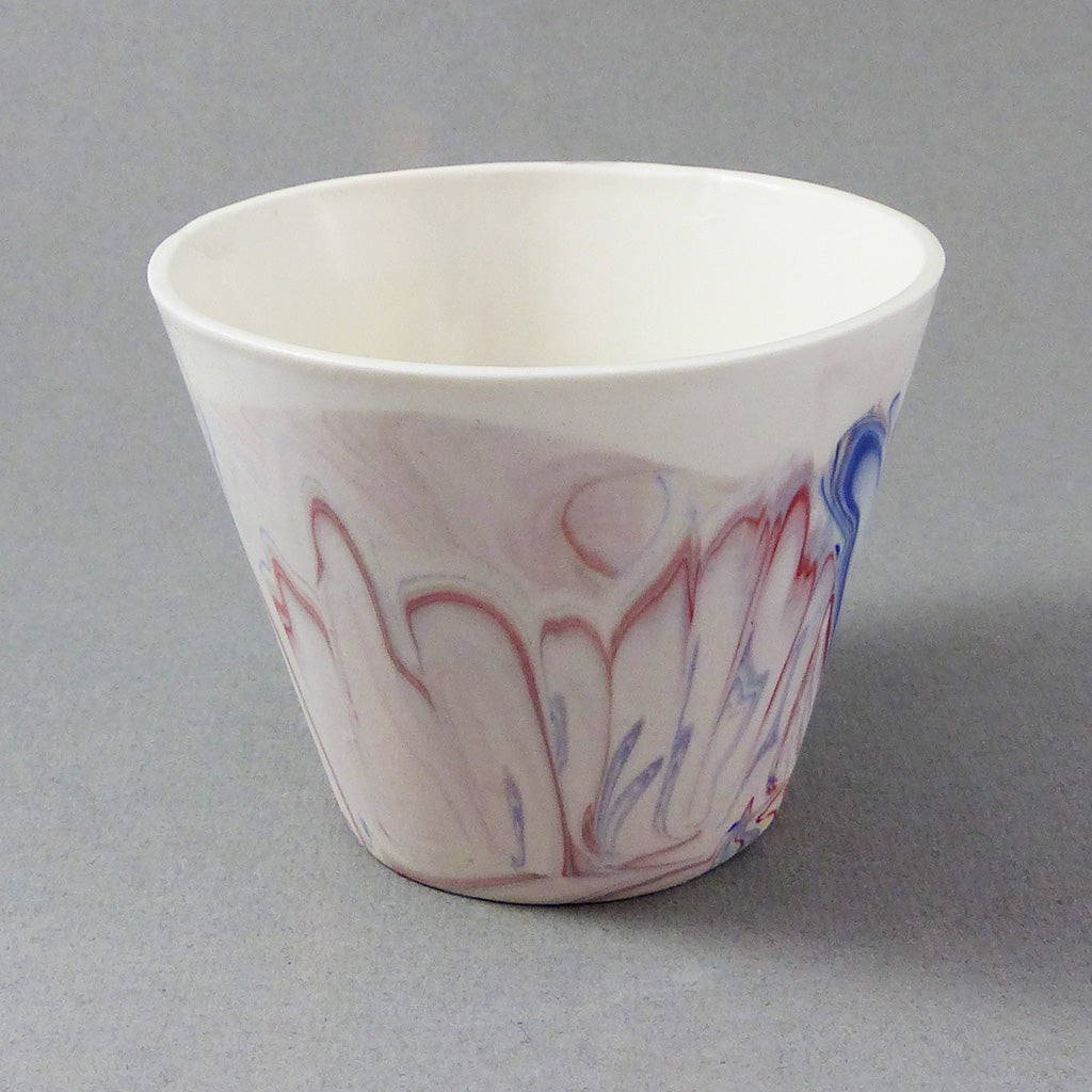 Marbled Short Tumbler (Primary)