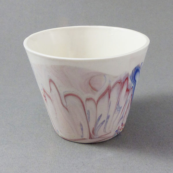 Marbled Short Tumbler Primary Shop The Clay And Glass