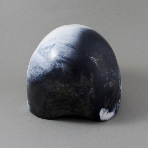 Smoke Fired Walking Stone