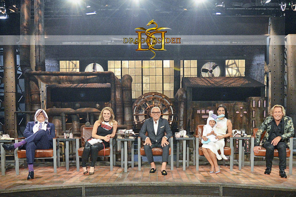 Lookielookies on Dragon's Den